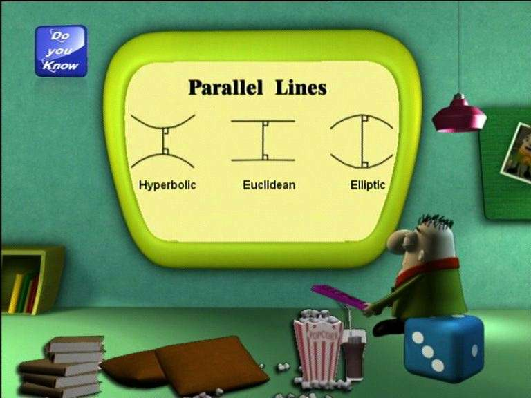 Points, Lines and Line Segments -