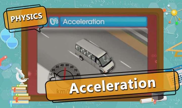 Acceleration - Part 1