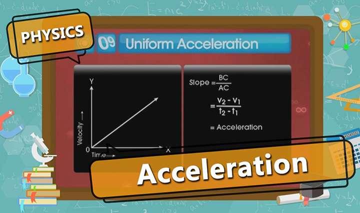Acceleration - Part 2