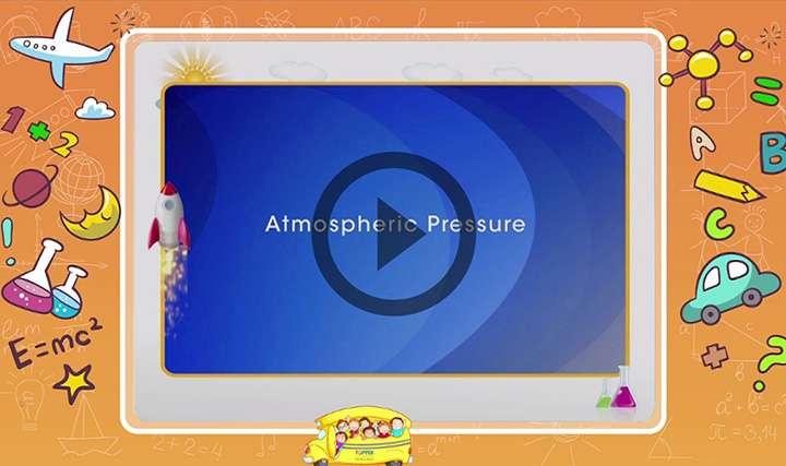 Force and Pressure - Atmospheric Pressure