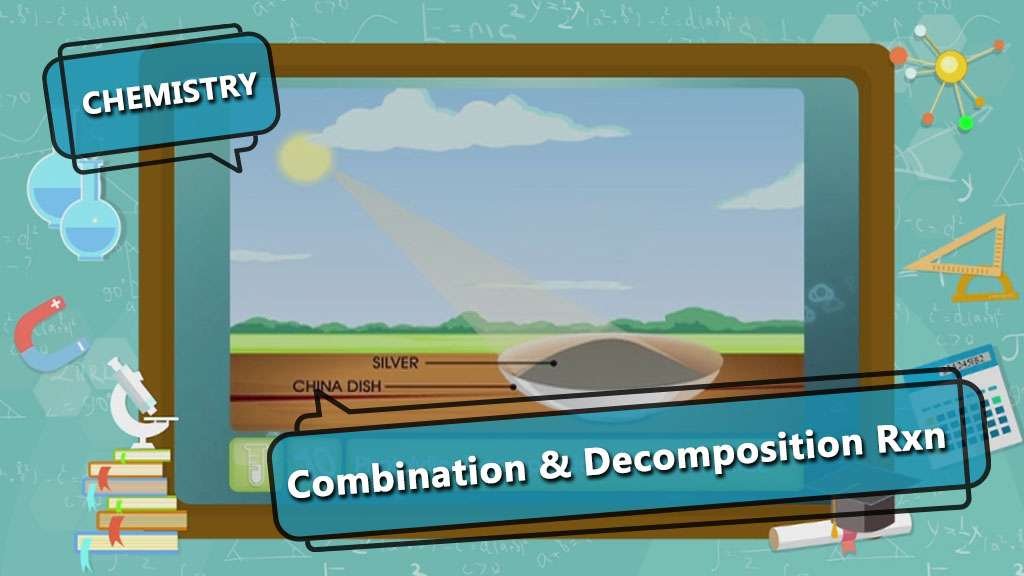 Types of Chemical Reactions - Decomposition Reaction