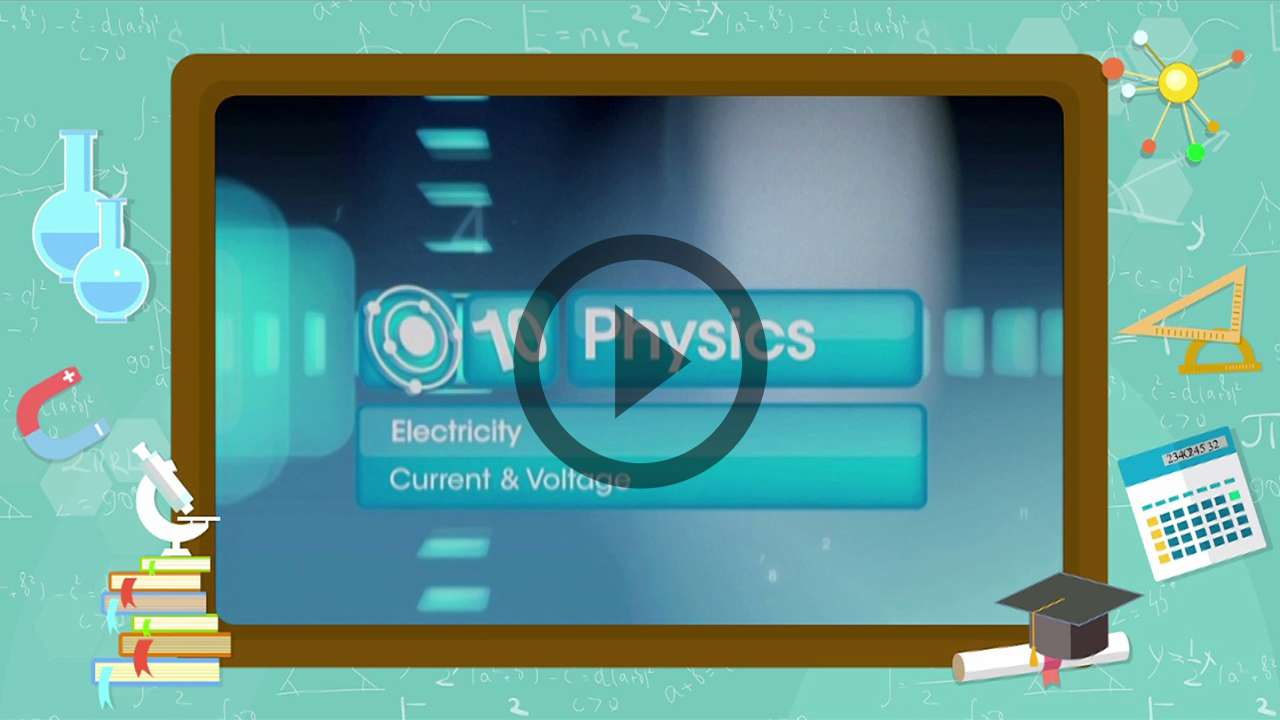 Electricity - Electric Potential Difference