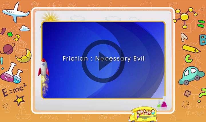 Friction - Friction