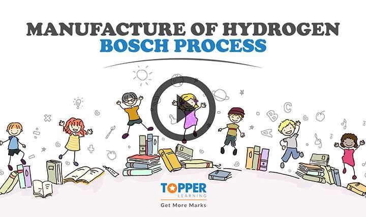 Study of First Element - Hydrogen - Preparation of Hydrogen
