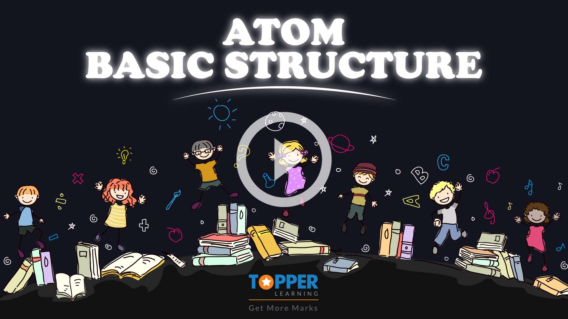 Atomic Structure - Atoms, Molecules and Radicals