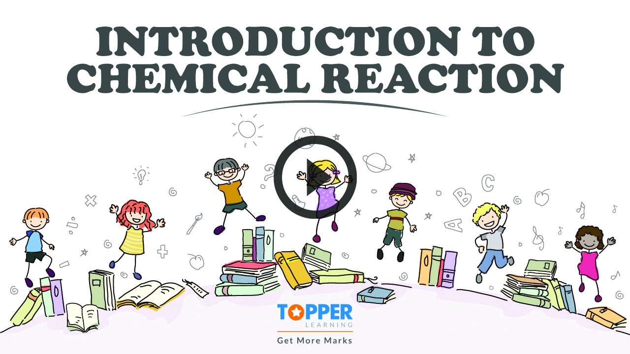Language of Chemistry - Chemical Reactions