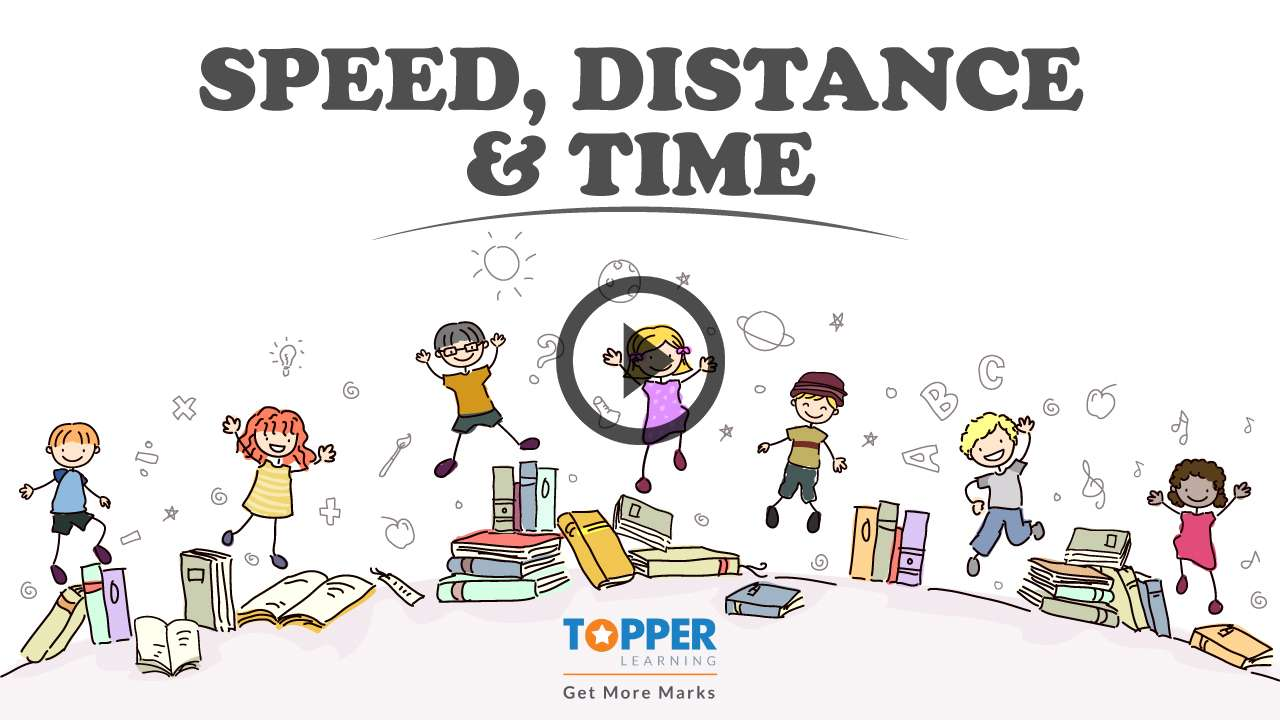 Speed Distance And Time Speed Distance And Timetopic Notes