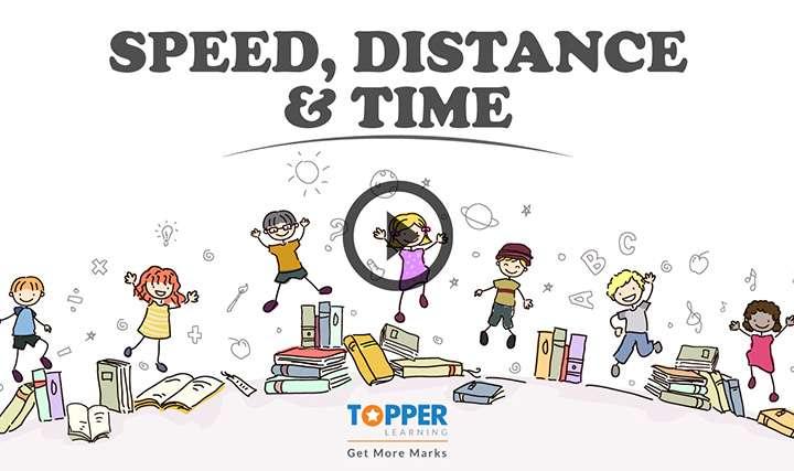 Speed, Distance and Time - Speed, Distance and Time