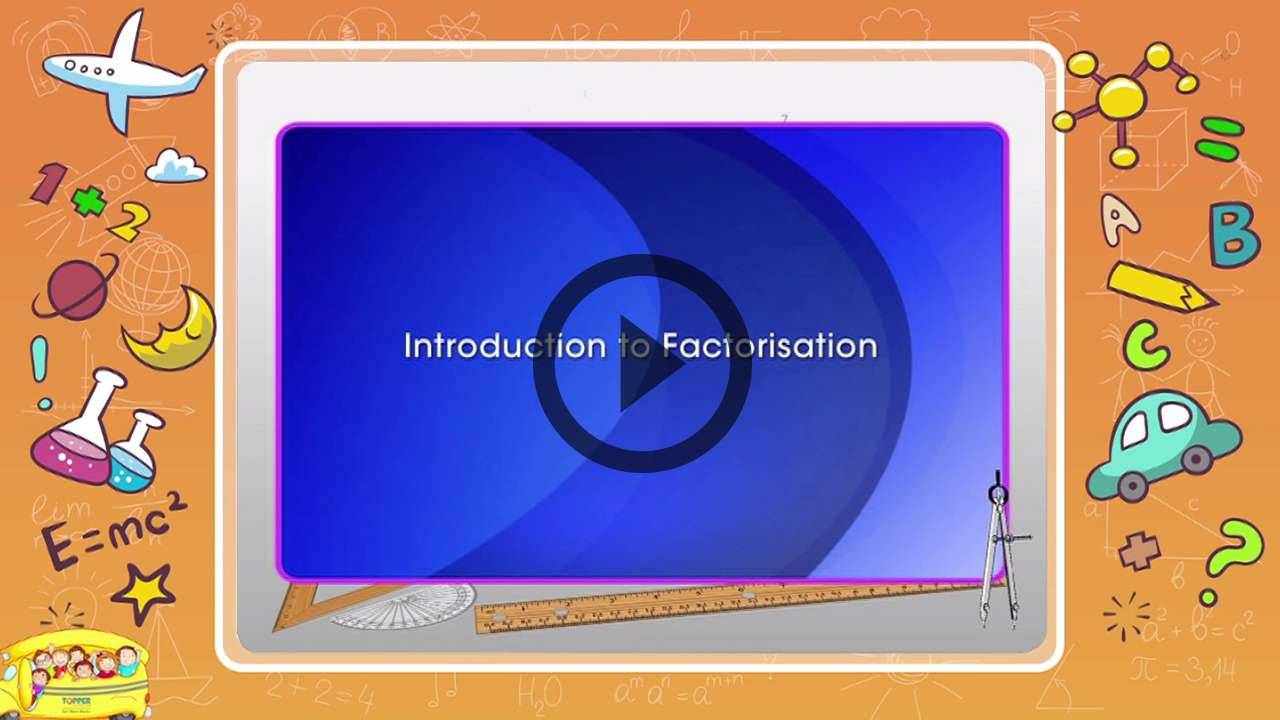 Introduction to Factorisation -