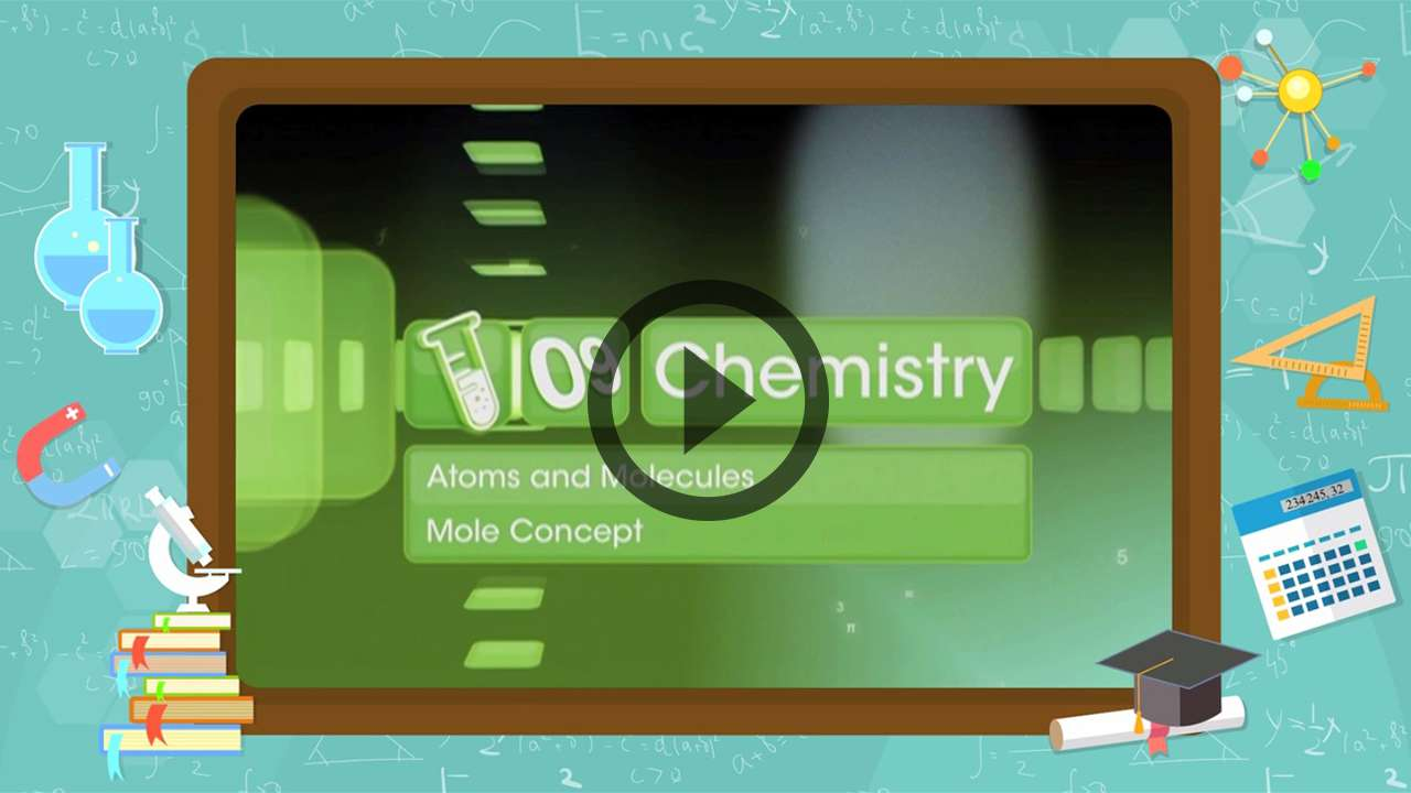 Atoms and Molecules - Exam Decoded - 4