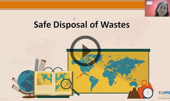 Waste Management-I - Waste Management-I