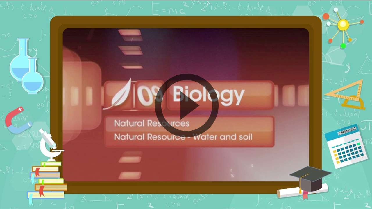 Natural Resources - Soil