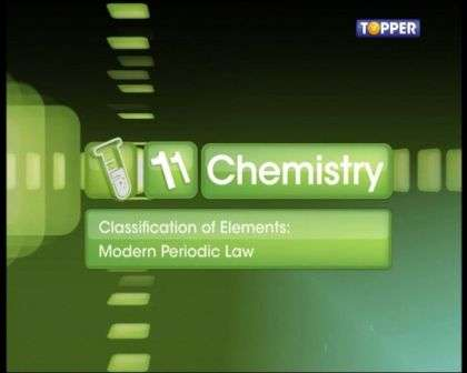 Periodic Classification of Elements - Early Periodic Tables
