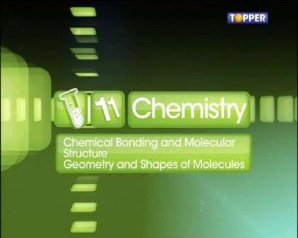Chemical Bonding and Molecular Structure - Geometry and Shapes of Molecules - Part 1