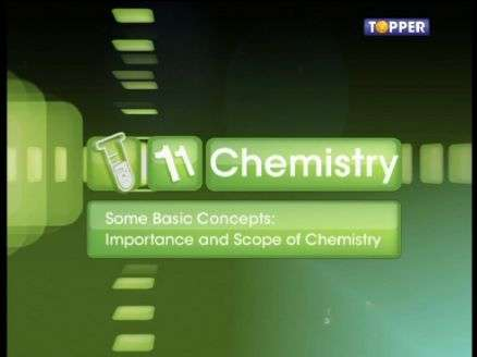 Basic Concepts of Chemistry - Chemistry in Daily Life and SI Units