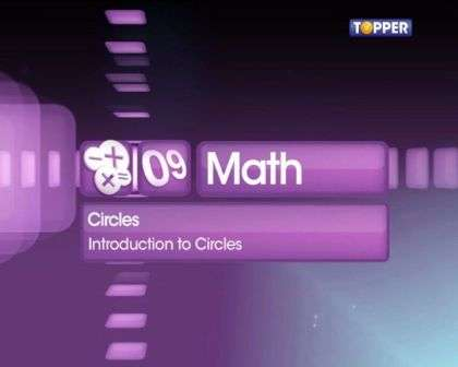 Introduction to Circles -