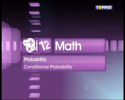 Introduction to Conditional Probability