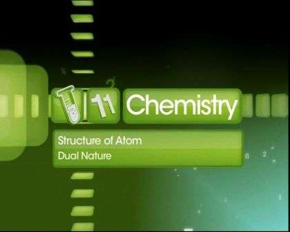 Structure of Atom - Dual Nature of Radiation and Matter