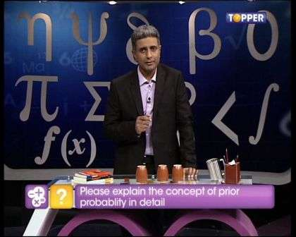 Probability concepts and Bayes theorem -