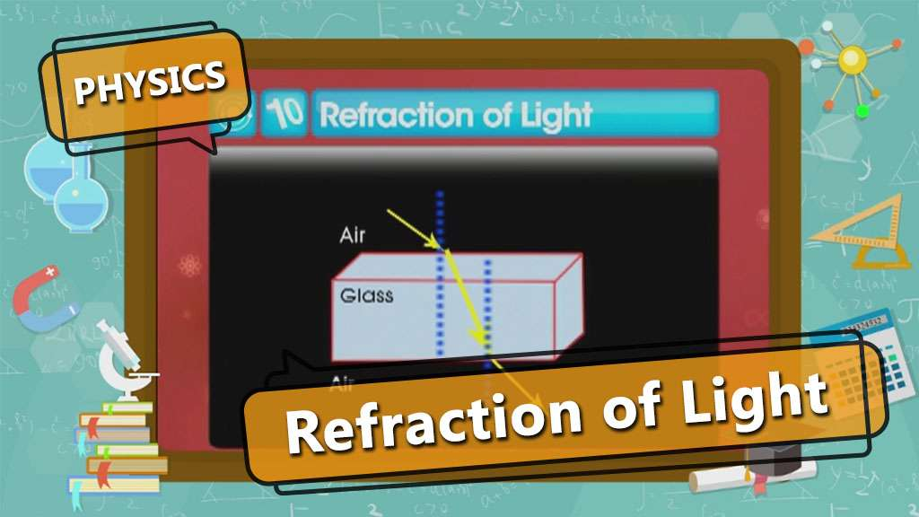 Refraction of Light - Causes of Refraction of Light