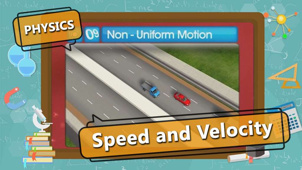 Speed and Velocity - Part 1