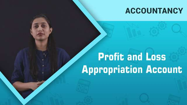 Profit and Loss Appropriation Account -