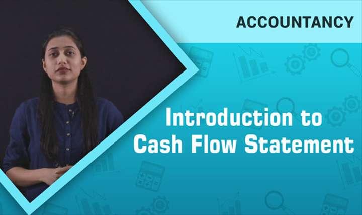 Introduction to Cash Flow Statement -