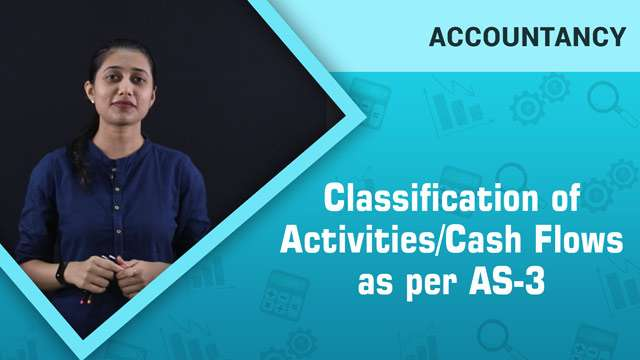 Classification of Activities/Cash Flows as per AS-3 -