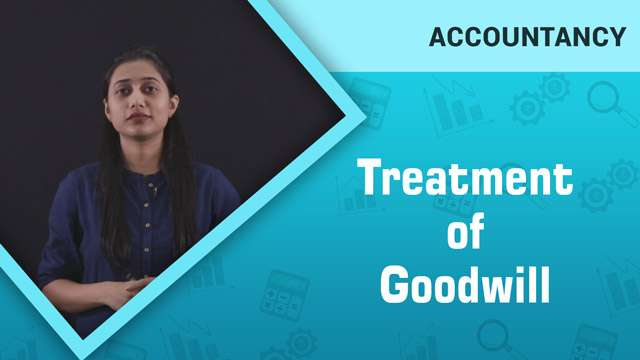 Treatment of Goodwill -
