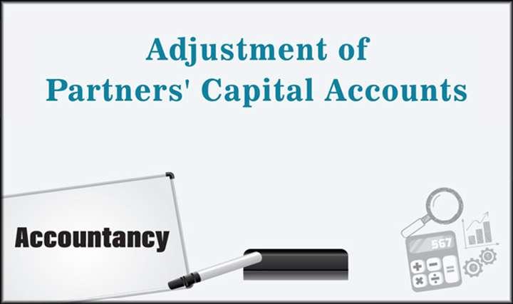 Adjustment of Partners' Capital Accounts -