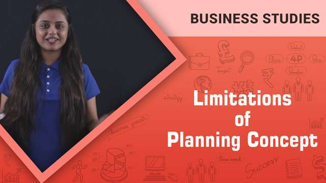 Limitations of planning_Concept -