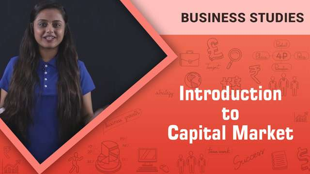 Introduction to Capital Market -