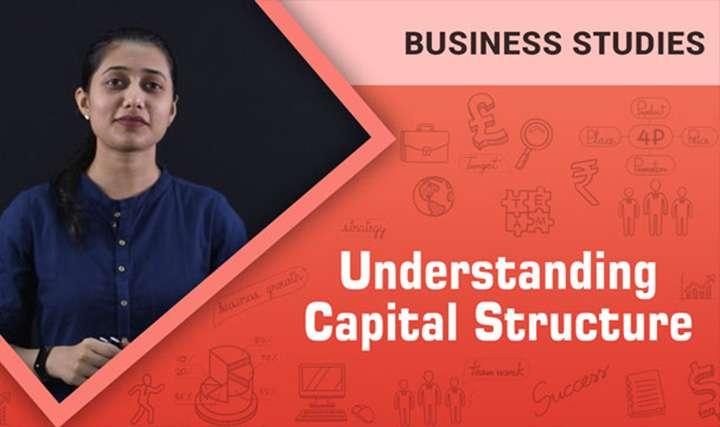 Understanding Capital Structure -