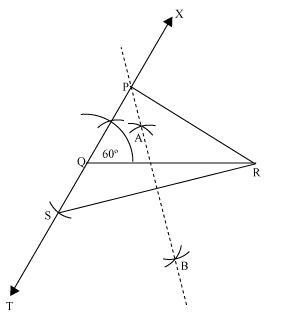 Ncert Solutions Cbse Class 9 Mathematics Chapter - Constructions