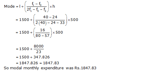 Ncert Solutions Cbse Class 10 Mathematics Chapter - Statistics