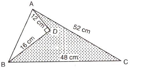 Rd-sharma Solutions Cbse Class 9 Mathematics Chapter - Herons Formula