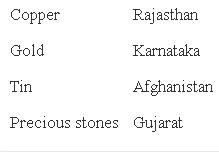 Ncert Solutions Cbse Class 6 History Chapter - In The Earliest Cities