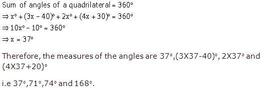 Frank Solutions Icse Class 9 Mathematics Chapter - Linear Equations