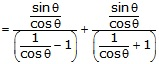 R-s-aggarwal-and-v-aggarwal Solutions Cbse Class 10 Mathematics Chapter - Trigonometric Identities