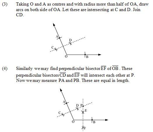 Ncert Solutions Cbse Class 6 Mathematics Chapter - Practical Geometry