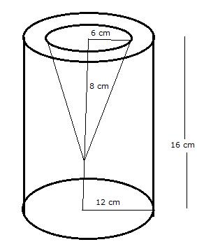 Selina Solutions Icse Class 10 Mathematics Chapter - Cylinder Cone And Sphere Surface Area And Volume