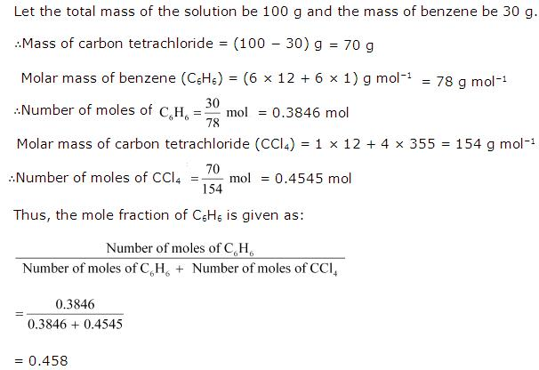 Ncert Solutions Cbse Class 12-science Chemistry Chapter - Solutions