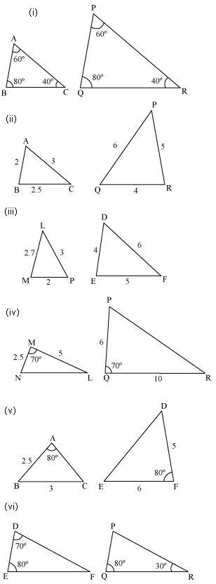 Class 8 maths chapter 6 exercise 6 3
