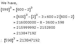 Rd-sharma Solutions Cbse Class 9 Mathematics Chapter - Algebraic Identities
