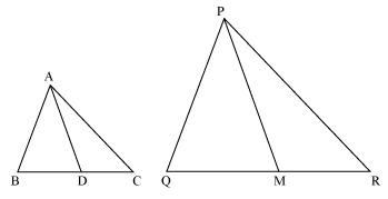 Ncert Solutions Cbse Class 10 Mathematics Chapter - Triangles
