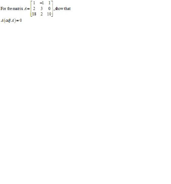 Rd-sharma Solutions Cbse Class 12-science Mathematics Chapter - Adjoint And Inverse Of A Matrix