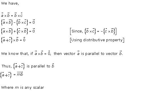 Rd-sharma Solutions Cbse Class 12-science Mathematics Chapter - Vector Or Cross Product