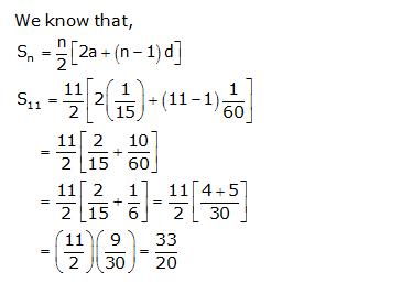 Ncert Solutions Cbse Class 10 Mathematics Chapter - Arithmetic Progressions