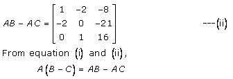 Rd-sharma Solutions Cbse Class 12-science Mathematics Chapter - Algebra Of Matrices