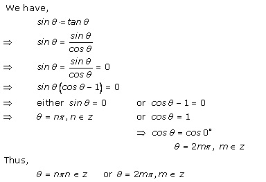 Rd-sharma Solutions Cbse Class 11-science Mathematics Chapter - Trigonometric Equations